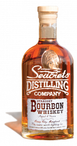 seacrets bourbon whiskey