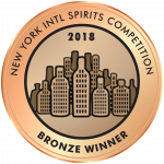 NYISC 2018 Bronze Winner