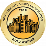 NYISC 2018 Gold Winner badge