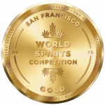 San Francisco World Spirits Competition 2019 Gold