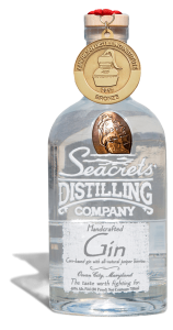Gin 750ml Medal Shadow