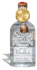 Vodka 750ml Medal Shadow