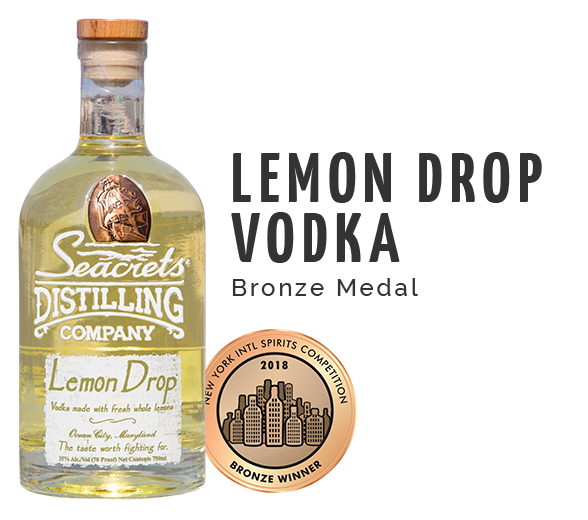 Lemondrop - Bronze Medal