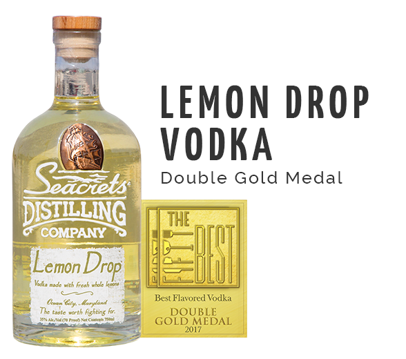 Lemondrop - Double Gold Medal
