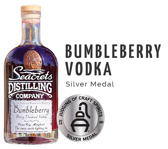 Bumbleberry Silver Medal