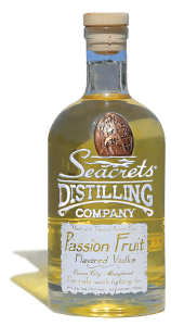1119 2019 Bottle With Shadow Passion Fruit Vodka