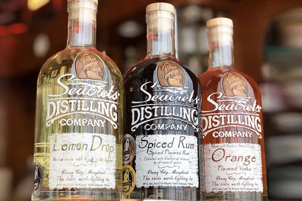 Where To Buy Seacrets Spirits Store Locations Distillery