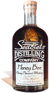 Honey Bee Whiskey 750ml Shadow